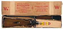 Exceptional Winchester Model 63 Semi-Automatic Rifle with Original Box