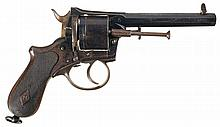 Unknown French Style Double Action Revolver