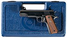 Colt Pre-Series 70 Gold Cup National Match Semi-Automatic Pistol with Case