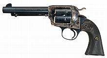 Colt Bisley Model Single Action Army Revolver in Desirable .45 Long Colt
