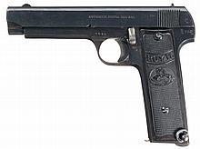 Excellent Spanish M. Zulaica Royal Model 12 Shot Semi-Automatic Pistol
