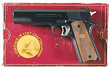 Colt Mark IV Series 80 Gold Cup National Match Semi-Automatic Pistol