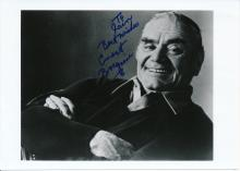 Ernest Borgnine Autographed Photograph