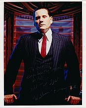 William Forsythe Autographed Photograph