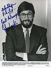 John Landis Autographed Photograph
