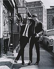 Pete & Gordon Autograph Publicity Photograph