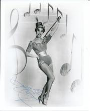 Jane Powell Autographed Photograph