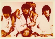 The Beatles 'Yesterday & Today' Butcher Cover Unreleased Session Photographs