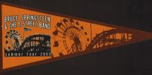 Bruce Springsteen & The E Street Band 2003 Concert Tour Pennant