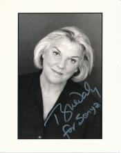 Tyne Daly 'Cagney & Lacy' Autographed Photograph
