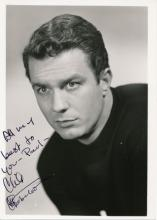Cliff Robertson Autographed Photograph