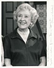 Doris Speed 'Annie Walker' Autographed Photograph