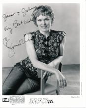 Stephnie Weir 'Mad TV' Autographed Photograph