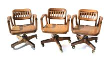Three Sikes Chairs