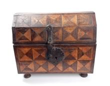 Continental Parquetry Box