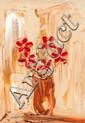 Matthew Howard (20th Century) - STILL LIFE, WINDOW