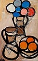 Markey Robinson (1918-1999) - STILL LIFE, Mixed
