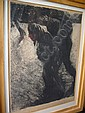 ZOIR Emile Etching Vagabonds 1903, Emil Zoir, Click for value