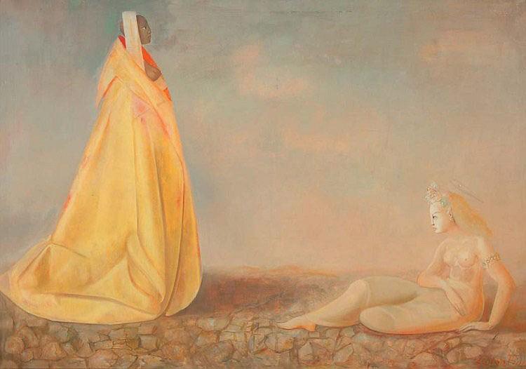FINI LÉONOR, 1908-1996,