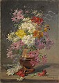Oil on canvas by Edmond van COPPENOLLE.