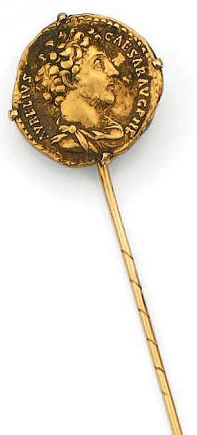 ROME MARC AURÈLE CÉSAR (139 - 161)