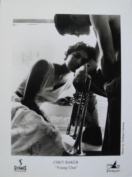 Photography of Chet Baker