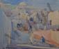 PINATEL Raphaël, 1875 -1933 Agadir, 1925 - Taroudan, 1925 deux aquarelles, signées, situées et datées en bas à droite, environ 46 x 55 cm chaque.