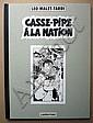TARDI NESTOR BURMA CASSE PIPE À LA NATION