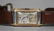 A vintage 1920s Rolex Prince gentleman's wristwat
