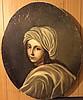 After GUIDO RENI (1575-1642) Italian Beatrice Cenci Oil on canvas 47.5 x 58 cm, unframed (oval), Guido Reni, £300