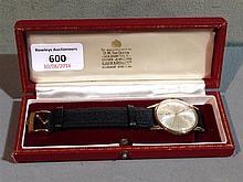 A 9 ct gold cased Tudor Royal gentleman's wristwat