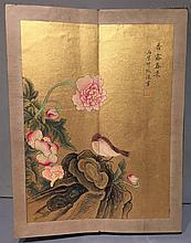 After CHEN SHU (1660-1736) Chinese An album of six