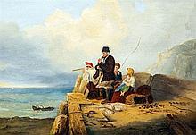 After WILLIAM SHAYER (1787-1879) British Fisherman