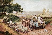After MYLES BIRKET FOSTER (1825-1899) British The