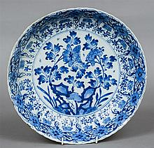 A Chinese Chen Lung porcelain dish Decorated with