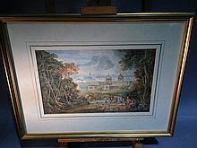 GEORGE BARRET Junior (1767-1842) British Figures D
