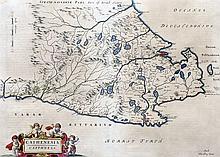 TIMOTHY PONT (1565-1614) Scottish Caithness Colour