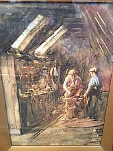 JOHN RENNIE MCKENZIE HUSTON (1856-1932) Scottish T