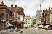 JAMES LAWSON STEWART (1829-1911) British Market To