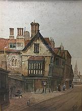 JAMES LAWSON STEWART (1829-1911) British Street Sc