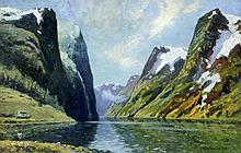 JOHN SCOTT HARRISON (19th/20th century) British G