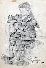 *AR JOHN KNOX VINYCOMB (1880-1952) Irish Three Li