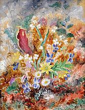ALBERT DURER LUCAS (1828-1918) British Floral Sti