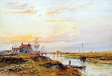 FRANK CLIFFORD (19th/20th century) British On the
