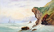 SEYMORE WILSON (19th century) British Coastal Shi