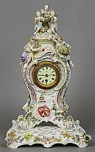 A late 19th/early 20th century Dresden porcelain