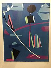 ANDRE LANSKOY (1902-1976) Russian Abstract Compos