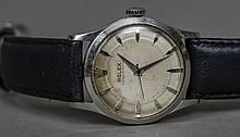 A Rolex Oyster Perpetual Stainless steel cased gentleman's wristwatch The s