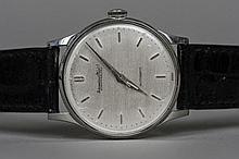 An International Watch Co. Stainless steel cased automatic gentleman's wris