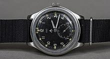 An International Watch Co. Mark 10 W.W.W. British Military Stainless steel
